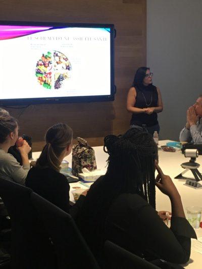 Atelier informatif sur les déjeuners et les collations santé